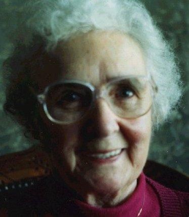 R.I.P. Dorothy Jane Moulding