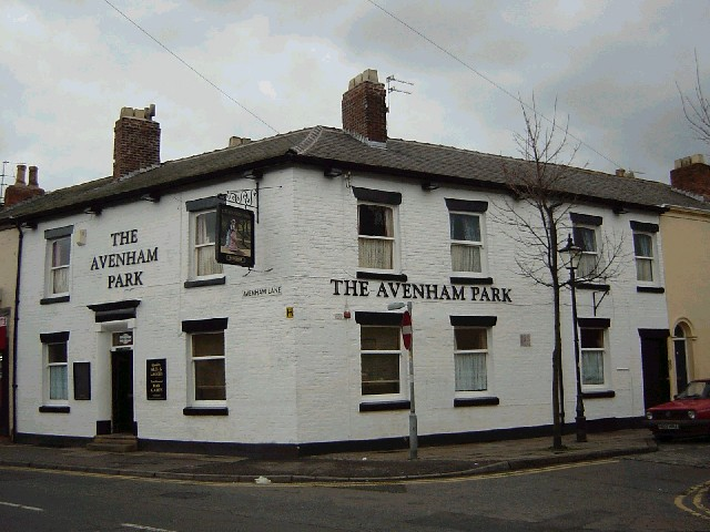 Avenham Park pub on Avenham Lane not far from King Street. Thomas lived here at the time of his marriage