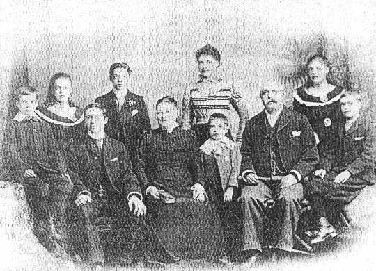 Higginson family photo