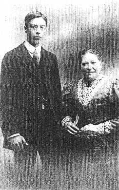 Martha with son Tom