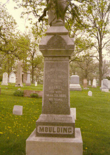 Tomb of Thomas Moulding and family